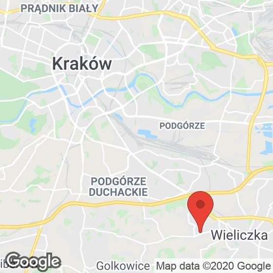 Mapa lokaliacji Na Sadowej