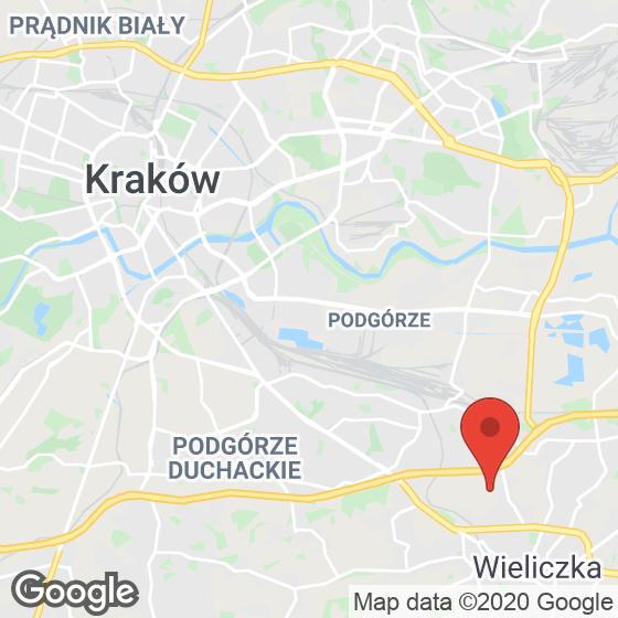 Mapa lokaliacji Aleja Zbożowa
