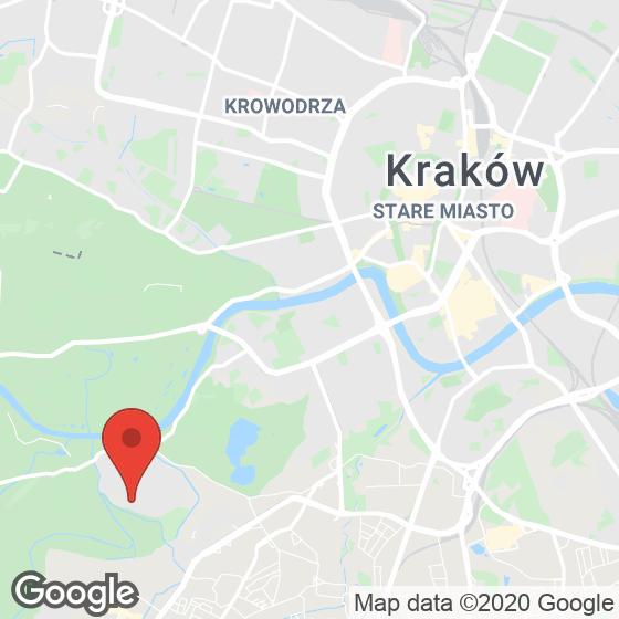 Mapa lokaliacji Zakrzowiecka 31A