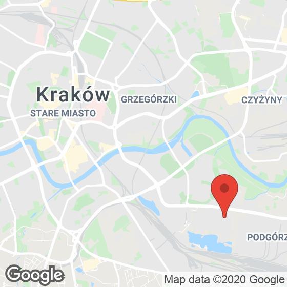 Mapa lokaliacji Bagry – Lipska/Siemienowicza
