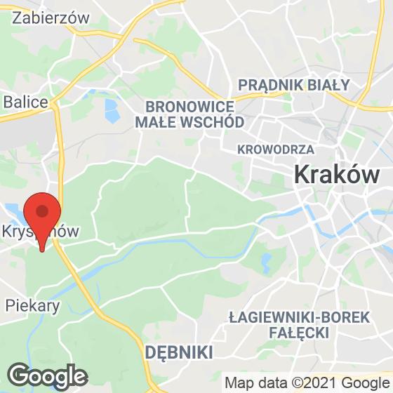 Mapa lokaliacji Osiedle nad Sanką
