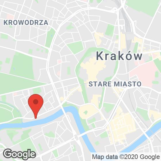 Mapa lokaliacji Duo Residence