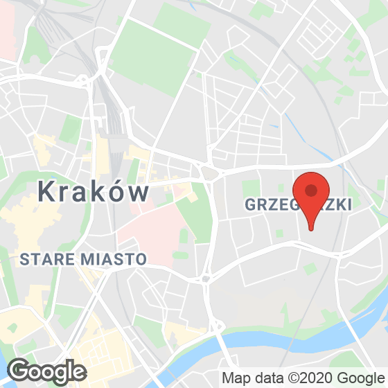 Mapa lokaliacji Art City