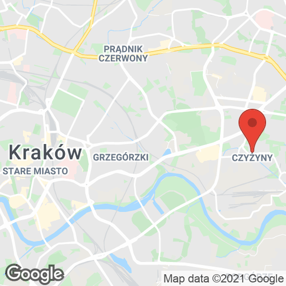 Mapa lokaliacji Sołtysowska 23