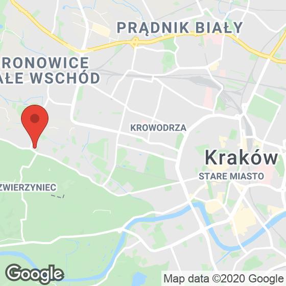 Mapa lokaliacji Apartamenty Rogalskiego