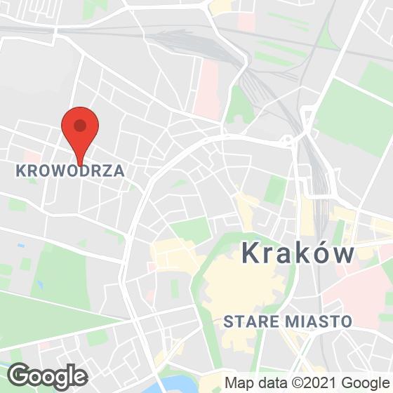 Mapa lokaliacji Królewska 60/5