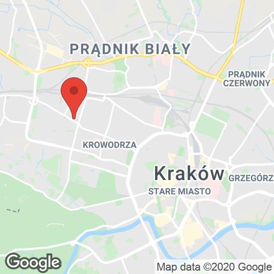 Mapa lokaliacji BronoVia