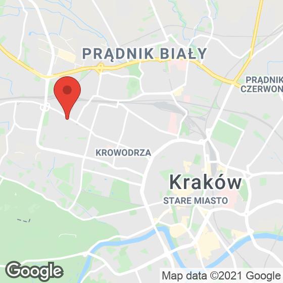 Mapa lokaliacji Bronowicka 52