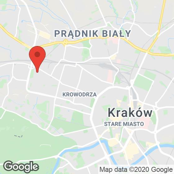 Mapa lokaliacji Osiedle KRK II