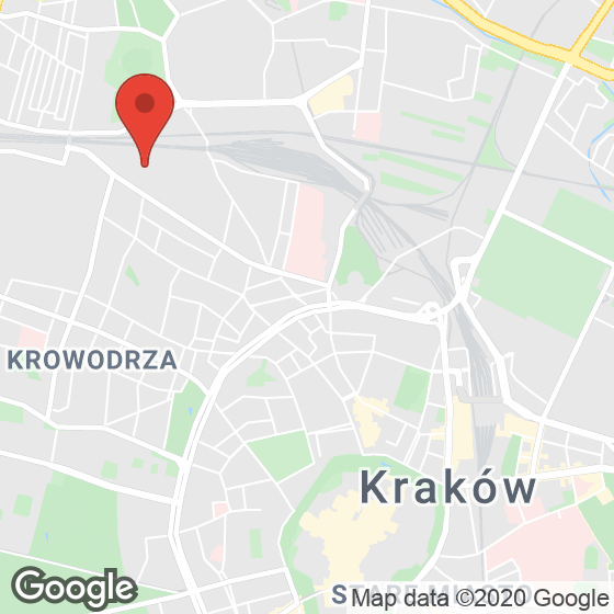 Mapa lokaliacji Nowa 5 Dzielnica