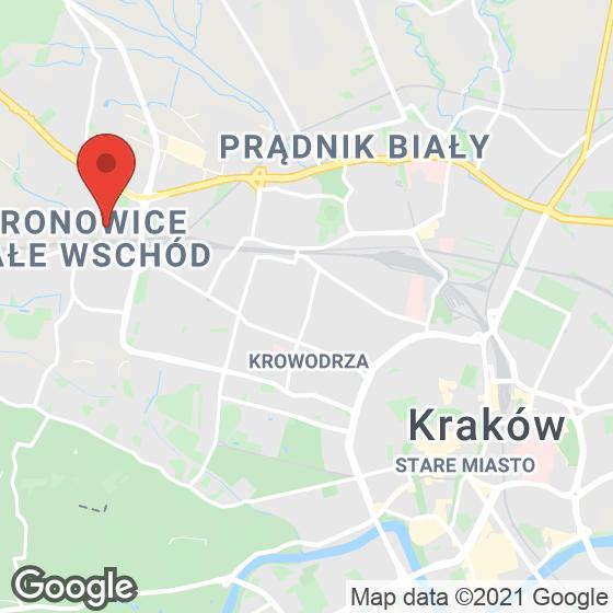 Mapa lokaliacji Mieszkaj w Mieście Wizjonerów