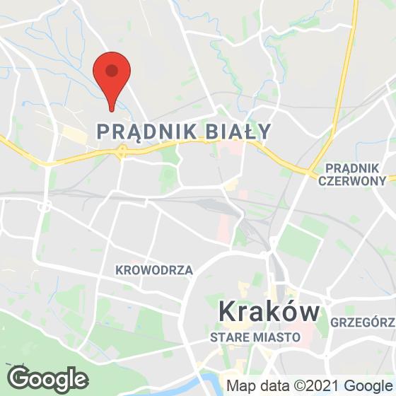 Mapa lokaliacji Stelmachów Park Domy