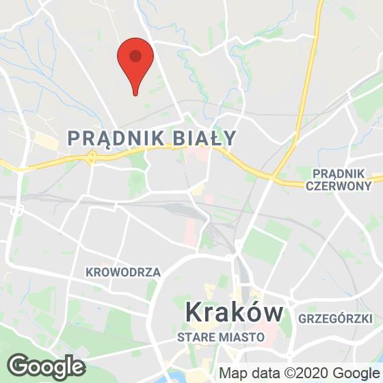 Mapa lokaliacji Slow City