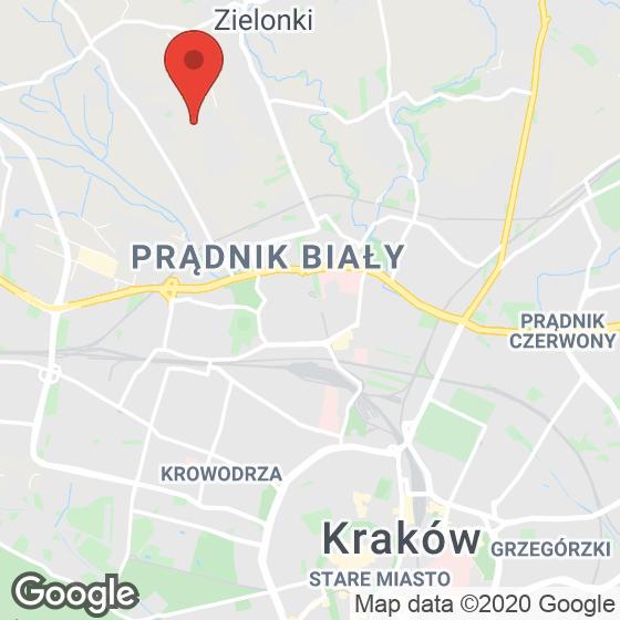 Mapa lokaliacji Pękowicka