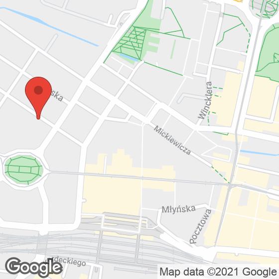 Mapa lokaliacji Dom przy Filharmonii
