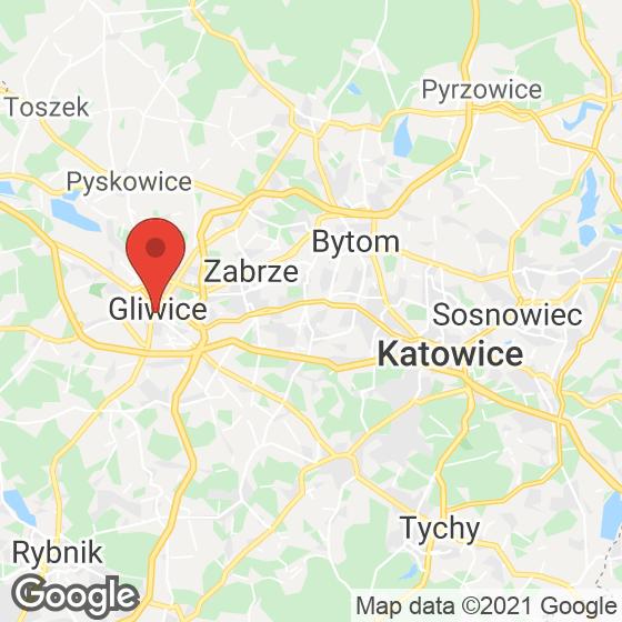 Mapa lokaliacji Apartamenty Mikołowska
