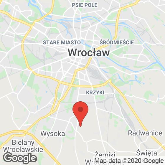 Mapa lokaliacji Wojszyckie Alejki