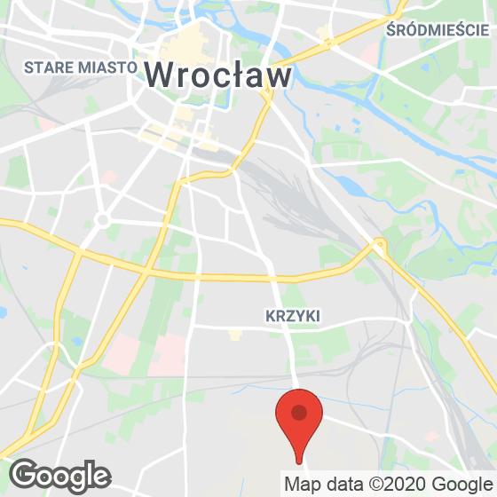 Mapa lokaliacji Nowe Miasto Jagodno