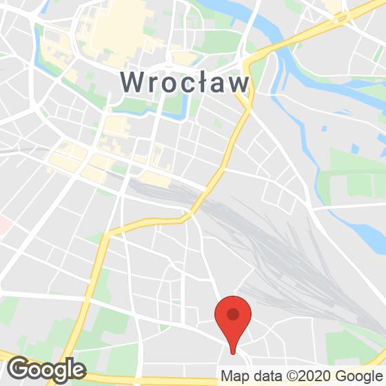 Mapa lokaliacji Kamienna 145