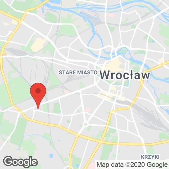 Mapa lokaliacji Kwadrat
