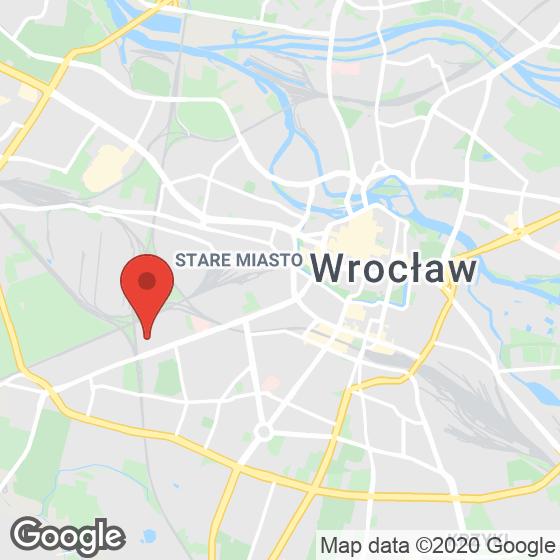 Mapa lokaliacji Nowy Grabiszyn