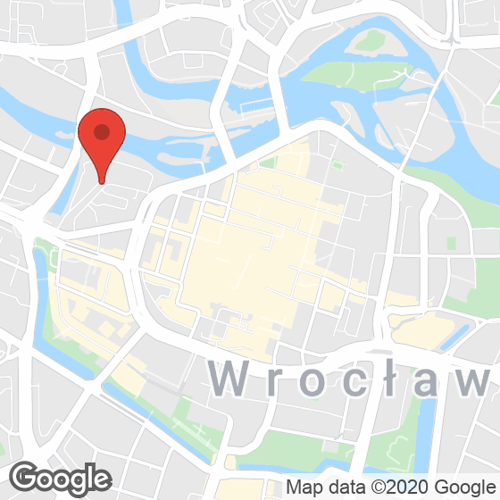 Mapa lokaliacji Przy Arsenale