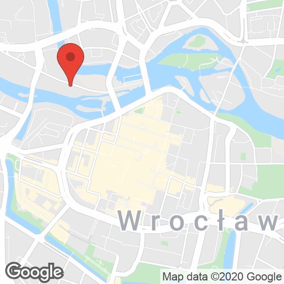 Mapa lokaliacji Apartamenty Księcia Witolda