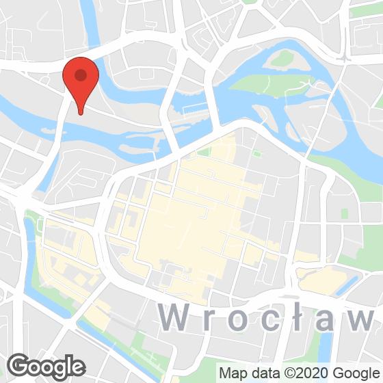 Mapa lokaliacji Księcia Witolda 46