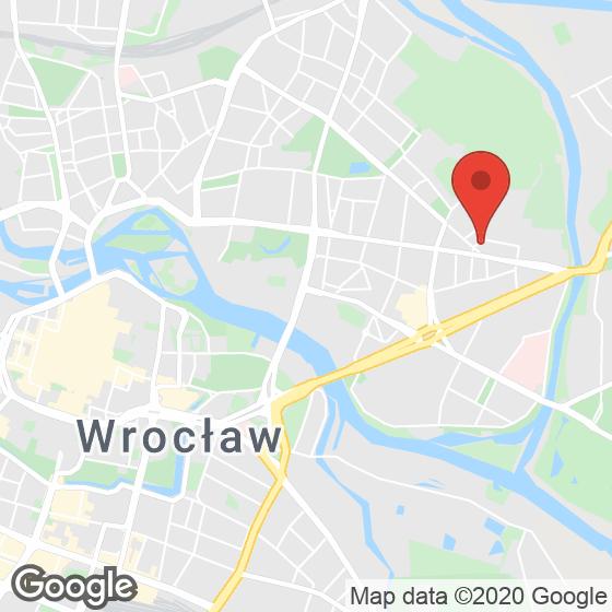 Mapa lokaliacji Gdańska 1 – mieszkania inwestycyjne