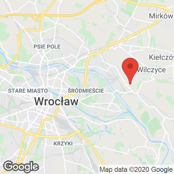 Mapa lokaliacji Murowana
