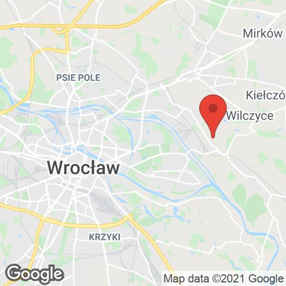 Mapa lokaliacji Działoszyńska Wille Miejskie