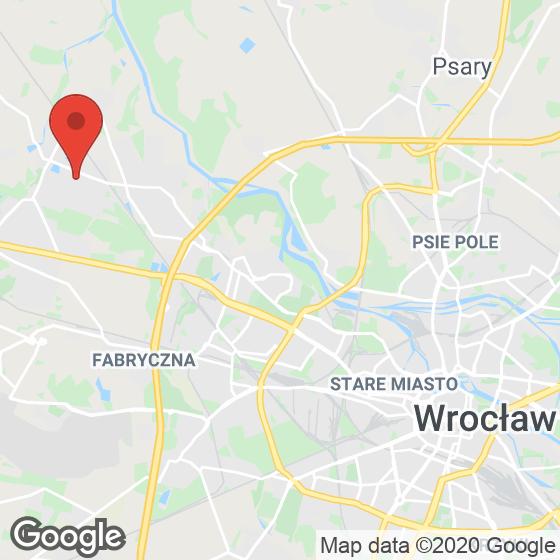 Mapa lokaliacji Lubawska 1-7
