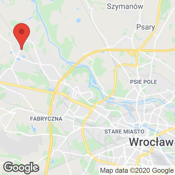 Mapa lokaliacji Słoneczne Stabłowice