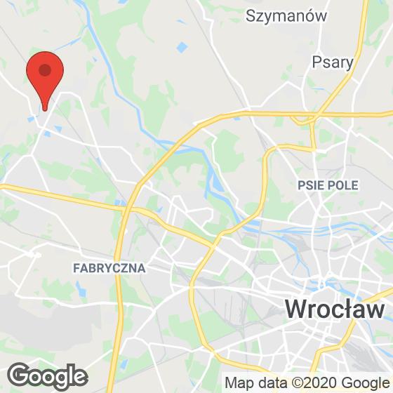 Mapa lokaliacji Stabłowicka