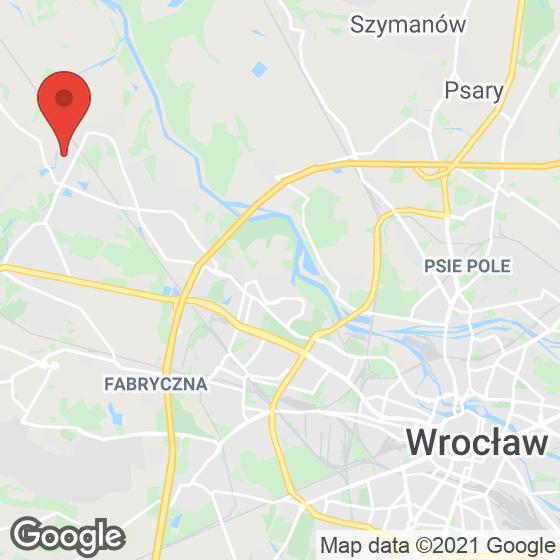 Mapa lokaliacji Jodłowicka 7