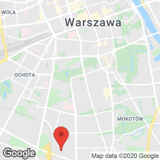 Mapa lokaliacji Central House