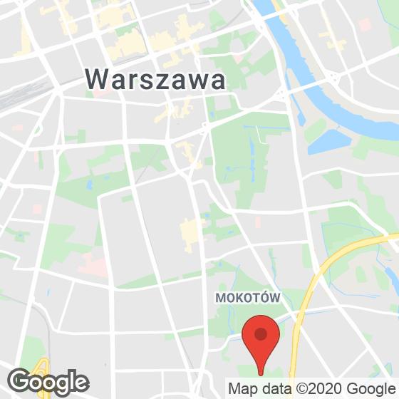 Mapa lokaliacji Nova Królikarnia