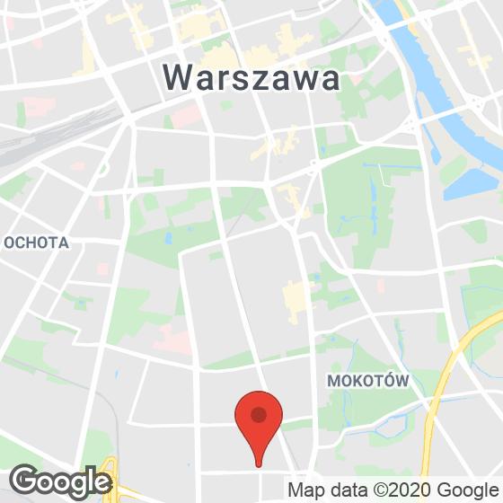Mapa lokaliacji Domaniewska 26