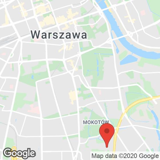 Mapa lokaliacji Cristal Park Residence