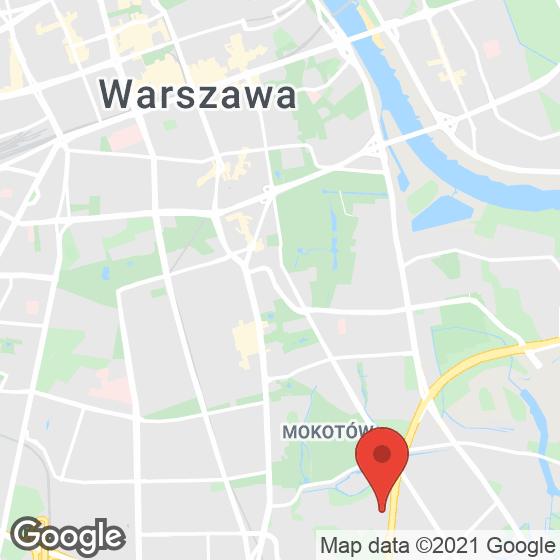 Mapa lokaliacji Lokale inwestycyjne Cristal Park