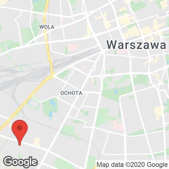Mapa lokaliacji Miasteczko Nova Ochota