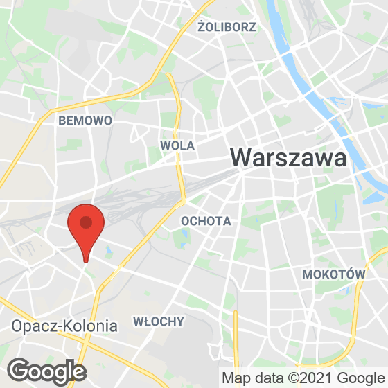 Mapa lokaliacji Wille Wrzos