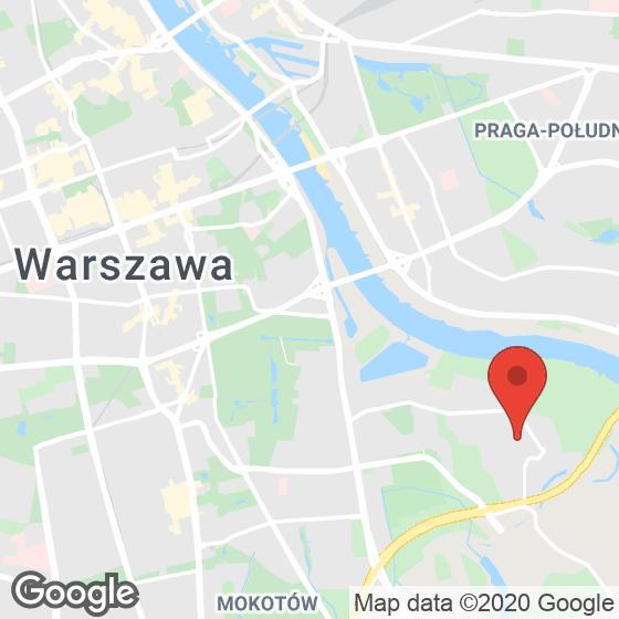 Mapa lokaliacji Blu Residence
