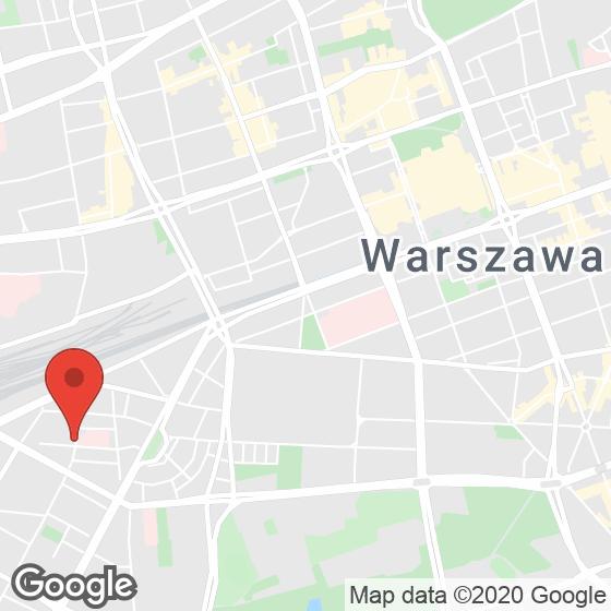 Mapa lokaliacji Rezydencja Barska