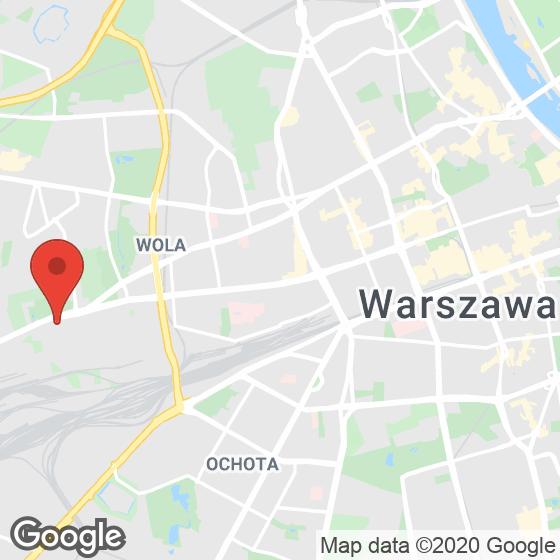 Mapa lokaliacji Wola Nowa