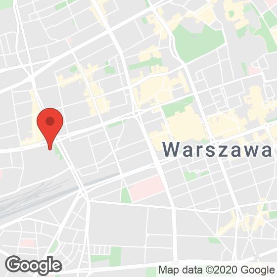 Mapa lokaliacji Towarowa Towers