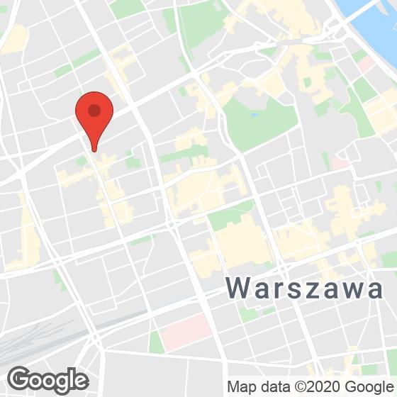 Mapa lokaliacji Apartamenty Ogrodowa
