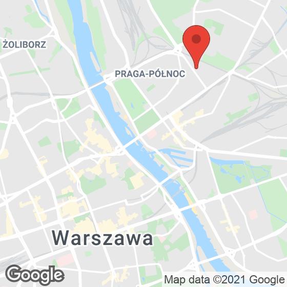 Mapa lokaliacji BOHEMA – Strefa Praga