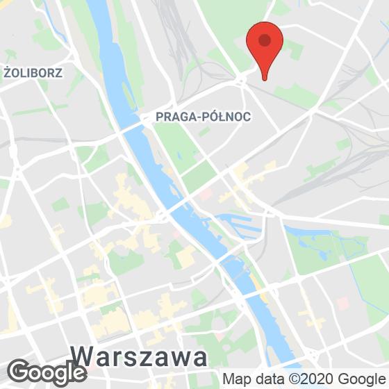 Mapa lokaliacji Apartamenty Oszmiańska 20
