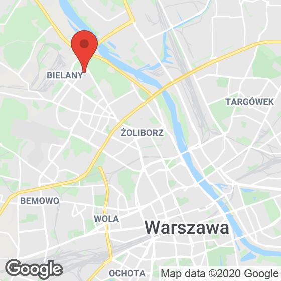 Mapa lokaliacji Apartamenty Przy Agorze 6